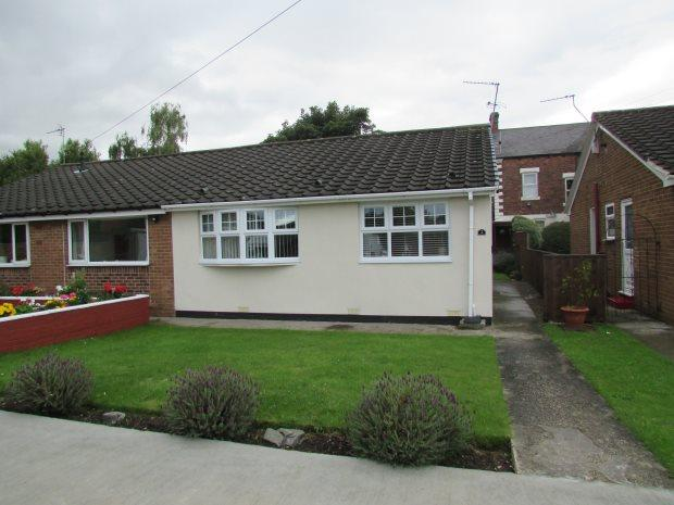 2 Bedrooms Semi Detached Bungalow for sale in LOYALTY COURT, STOCKTON ROAD, HARTLEPOOL