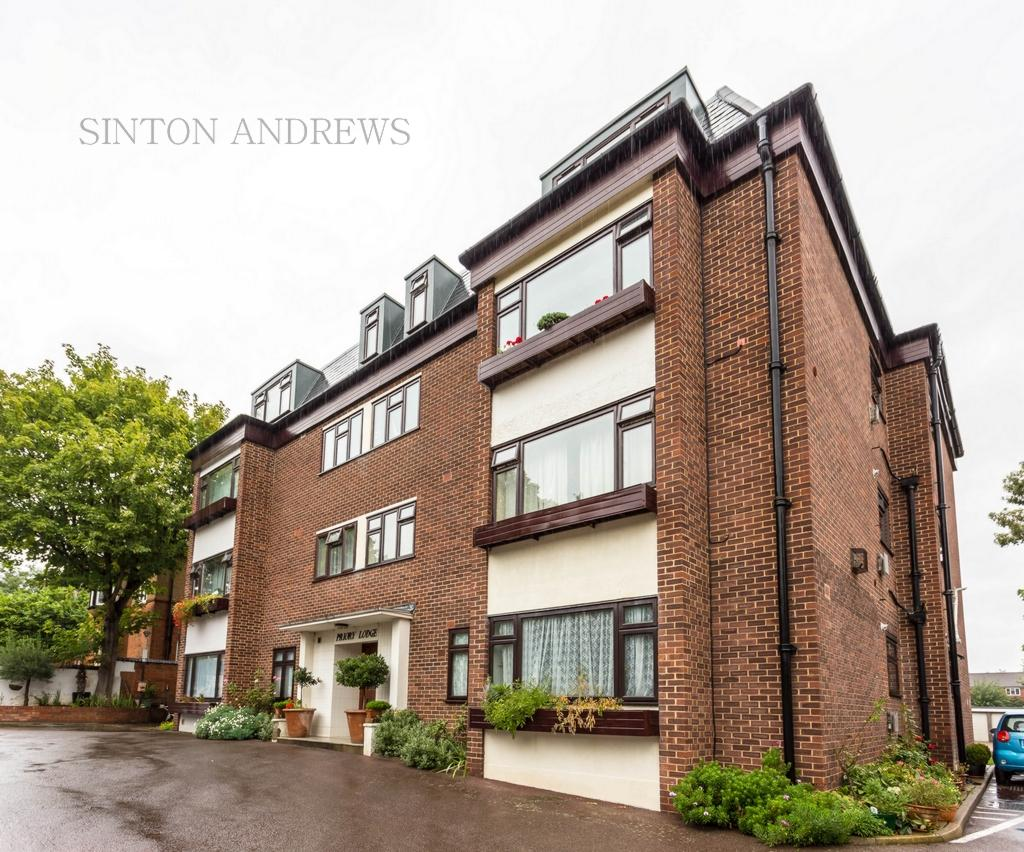 1 Bedroom Flat for sale in Priory Lodge, Castlebar Road, W5