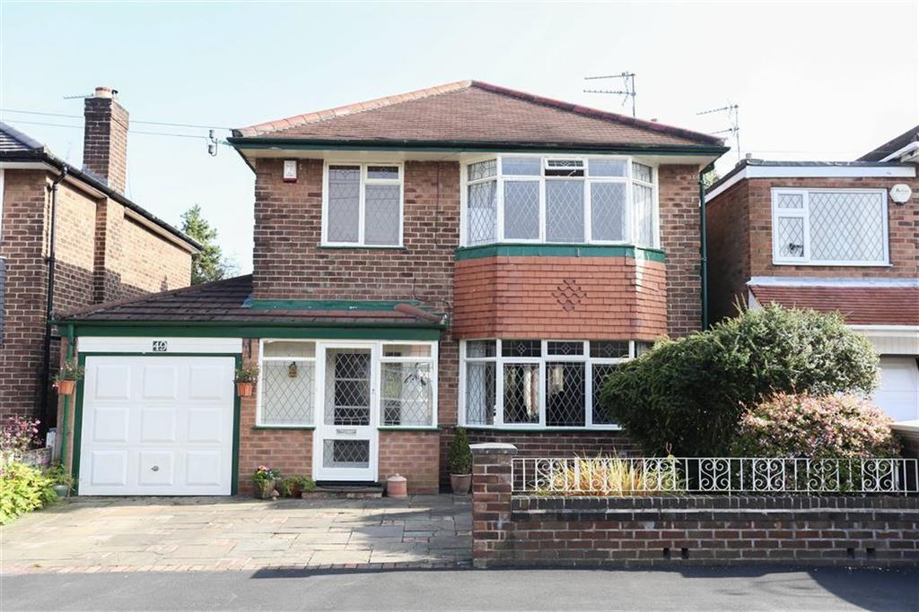 3 Bedrooms Detached House for sale in Cleveland Road, Heaton Moor
