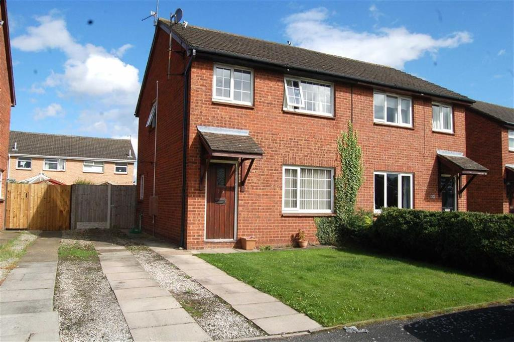 3 Bedrooms Semi Detached House for sale in Blackthorne Avenue, Great Sutton, CH66