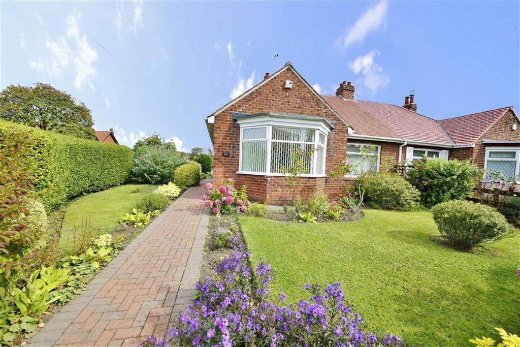 2 Bedrooms Semi Detached Bungalow for sale in Queen Alexandra Road, Grangetown, Sunderland, SR2
