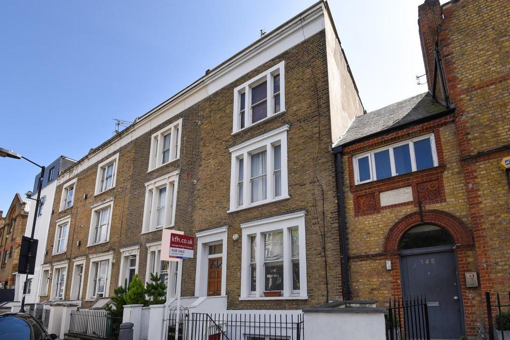 1 Bedroom Flat for sale in Marlborough Road, Upper Holloway