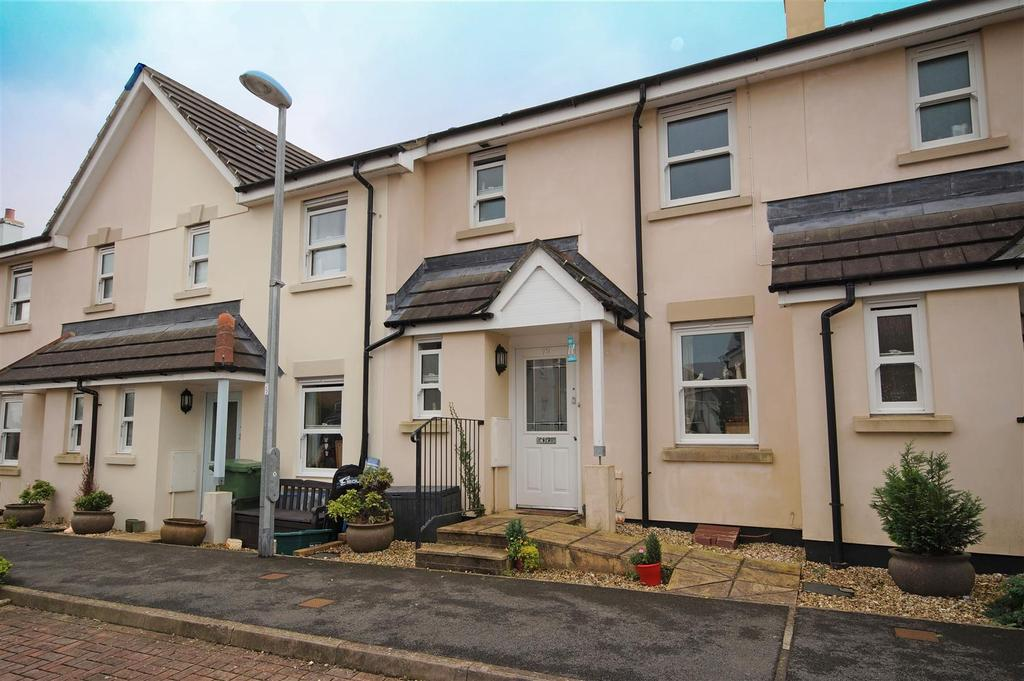 3 Bedrooms Terraced House for sale in Union Close, Bideford