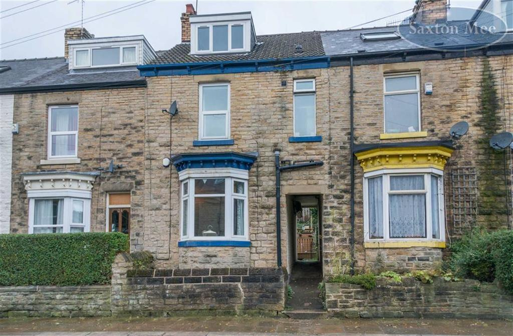 4 Bedrooms Terraced House for sale in Salisbury Road, Crookes, Sheffield, S10
