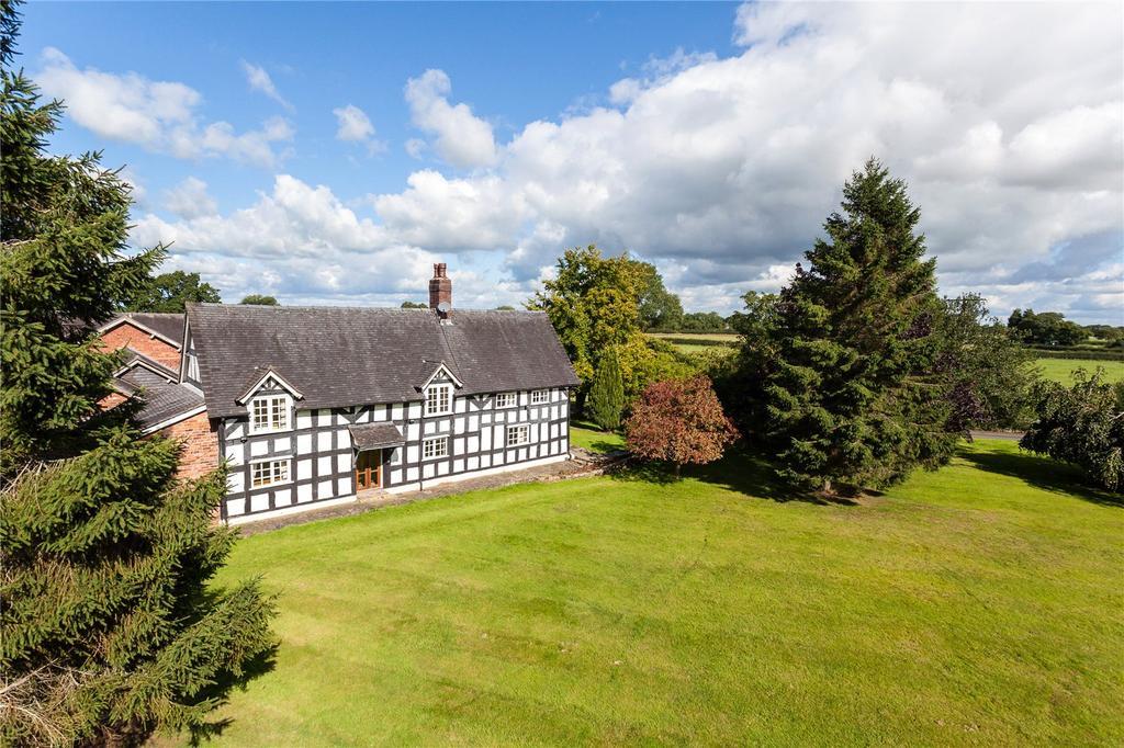 Roughwood Lane Hassall Green Sandbach Cheshire Cw11 4