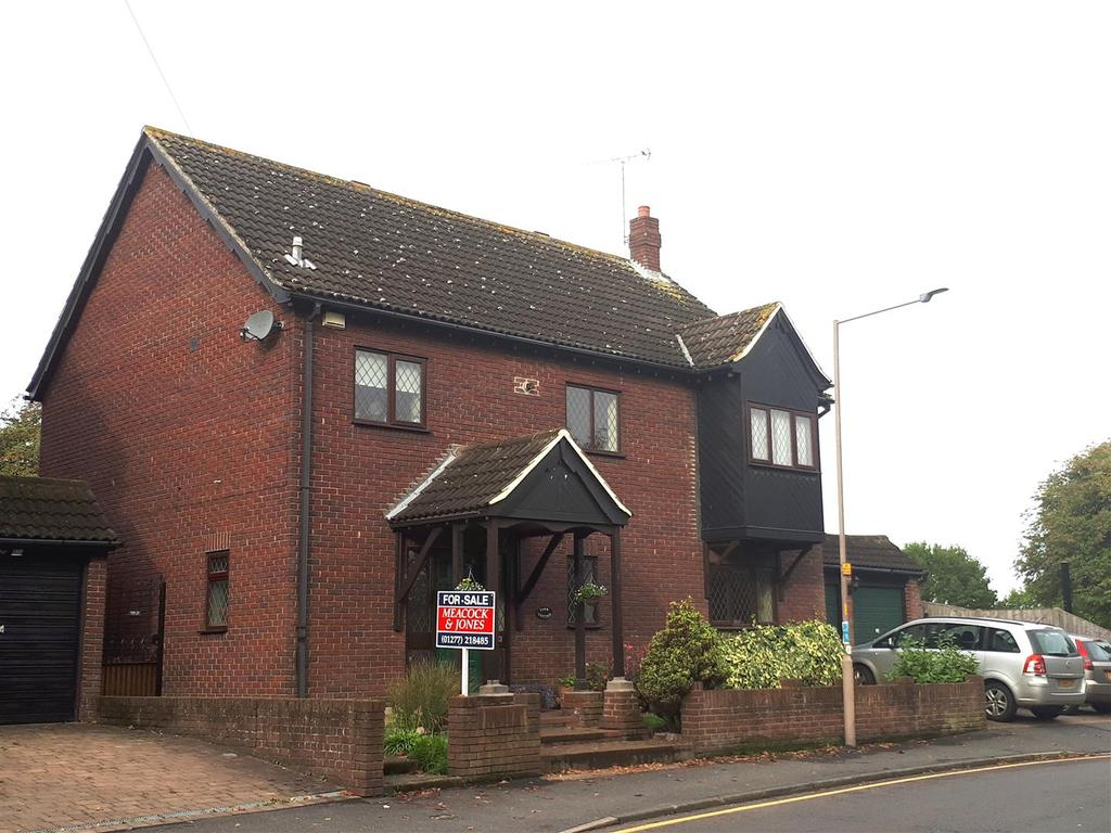 4 Bedrooms Detached House for sale in Alexander Lane, Shenfield, Brentwood