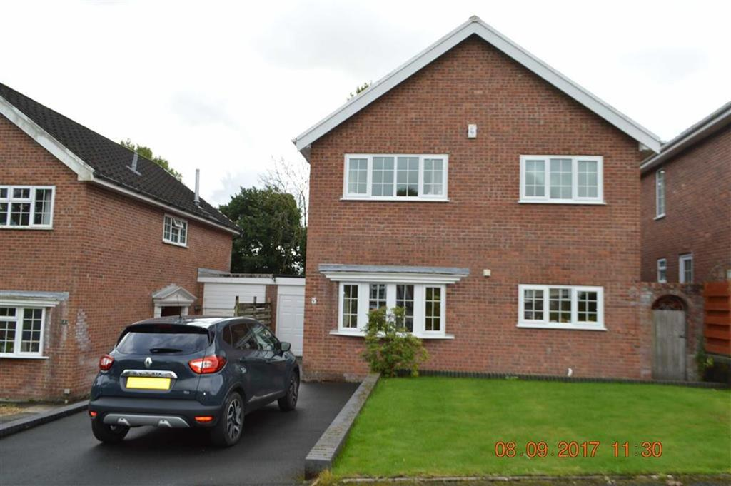 4 Bedrooms Detached House for sale in Clos Glyndwr, Carmathenshire, SA4