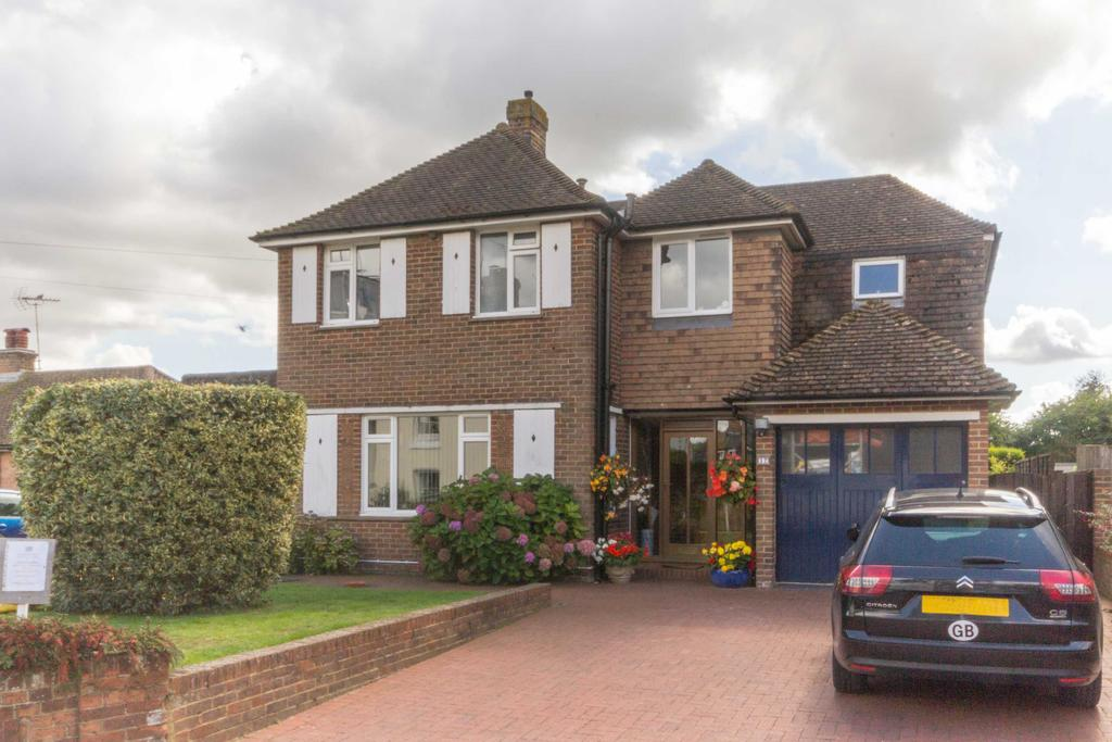 5 Bedrooms Detached House for sale in Union Road, Bridge, Canterbury CT4