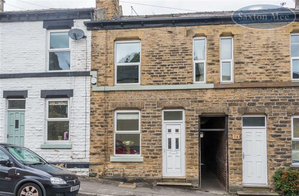 3 Bedrooms Terraced House for sale in Cromwell Street, Walkley, Sheffield, S6