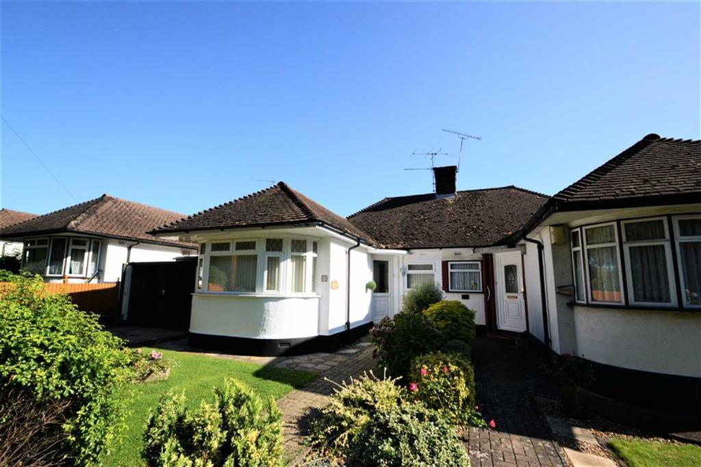 3 Bedrooms Semi Detached Bungalow for sale in Pinewood Drive, Orpington, Kent