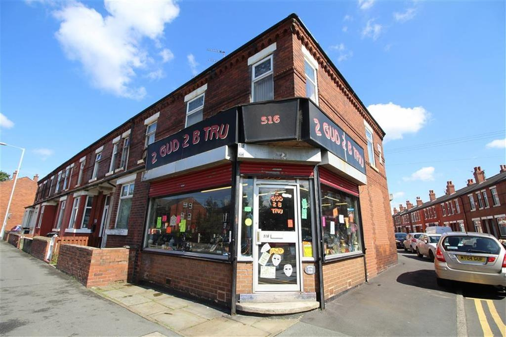 2 Bedrooms End Of Terrace House for sale in Gorton Road, Reddish, Stockport