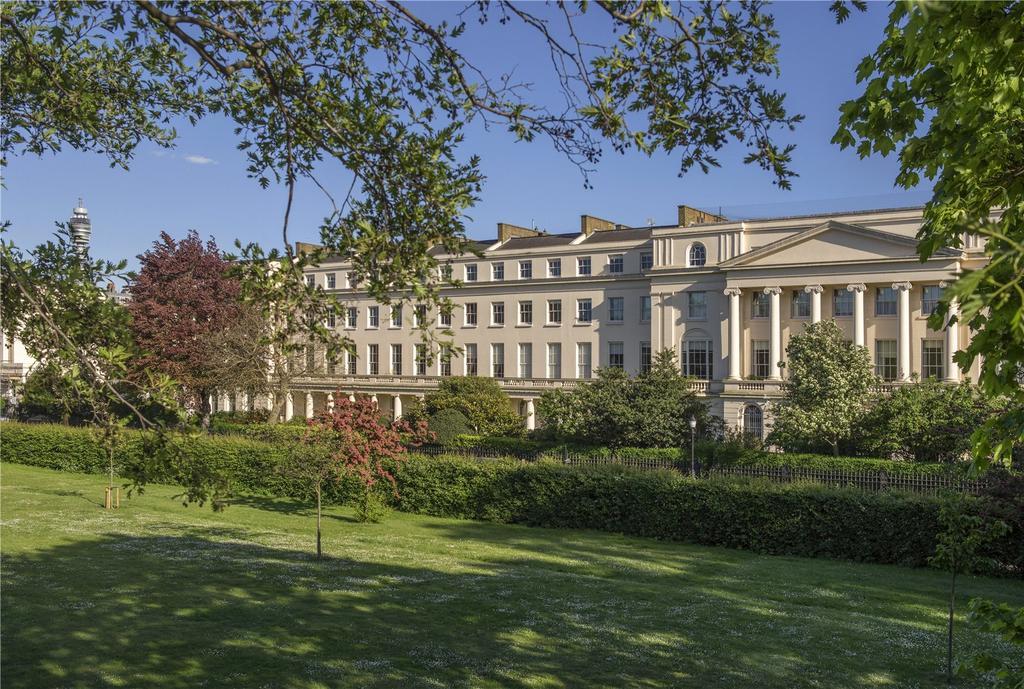 2 Bedrooms Flat for sale in York Terrace West, Regent's Park, London, NW1