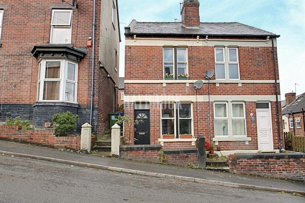 3 Bedrooms Semi Detached House for sale in Newsham Road, Meersbrook