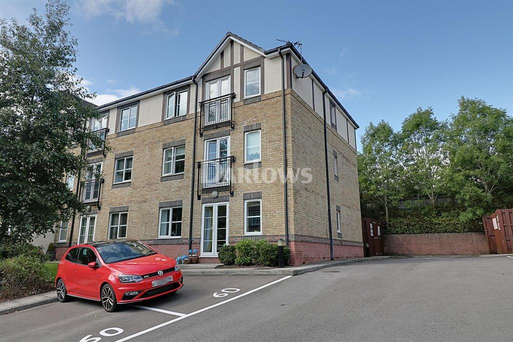 2 Bedrooms Flat for sale in Heol Llinos, Thornhill, Cardiff, CF14