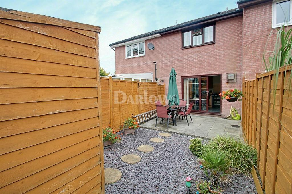2 Bedrooms Terraced House for sale in Cwmbran