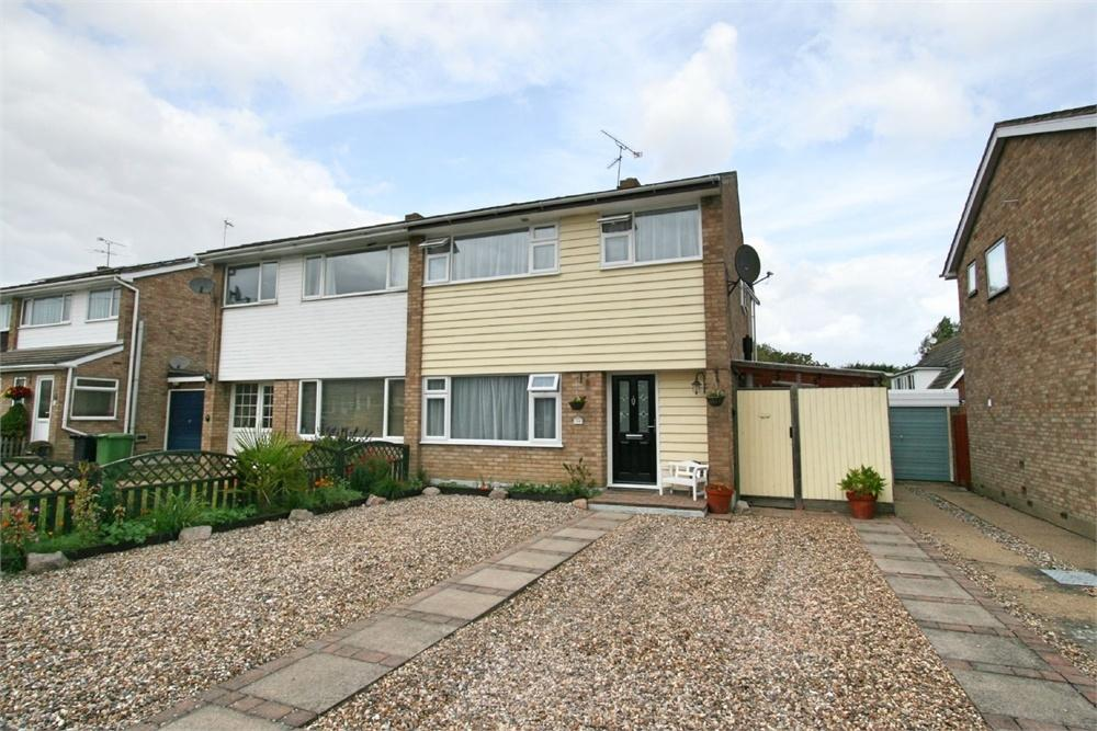 4 Bedrooms Semi Detached House for sale in Thurstable Road, Tollesbury, Maldon, Essex