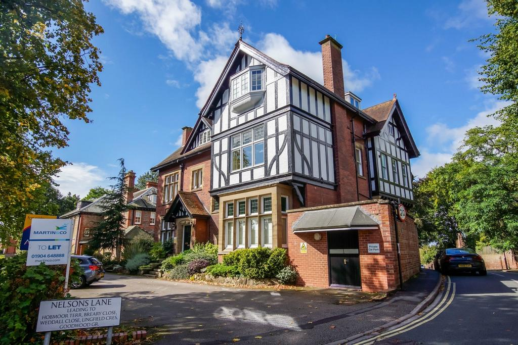 2 Bedrooms Flat for sale in Astonthorpe House, 308 Tadcaster Road, YORK