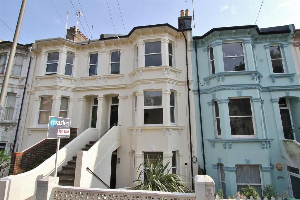 3 Bedrooms Maisonette Flat for sale in Springfield Road