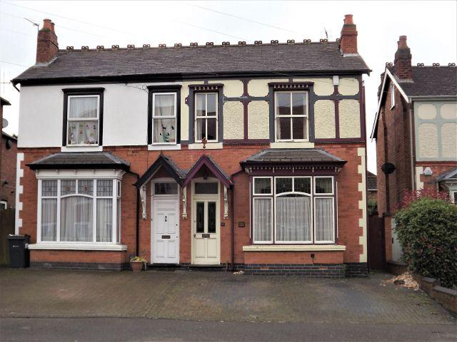 3 Bedrooms Semi Detached House for sale in Jockey Road,Boldmere,Sutton Coldfield