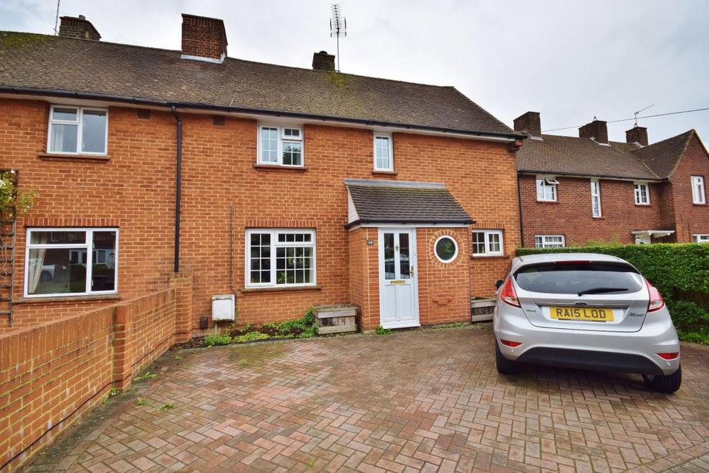 3 Bedrooms End Of Terrace House for sale in South View, Basingstoke, RG21