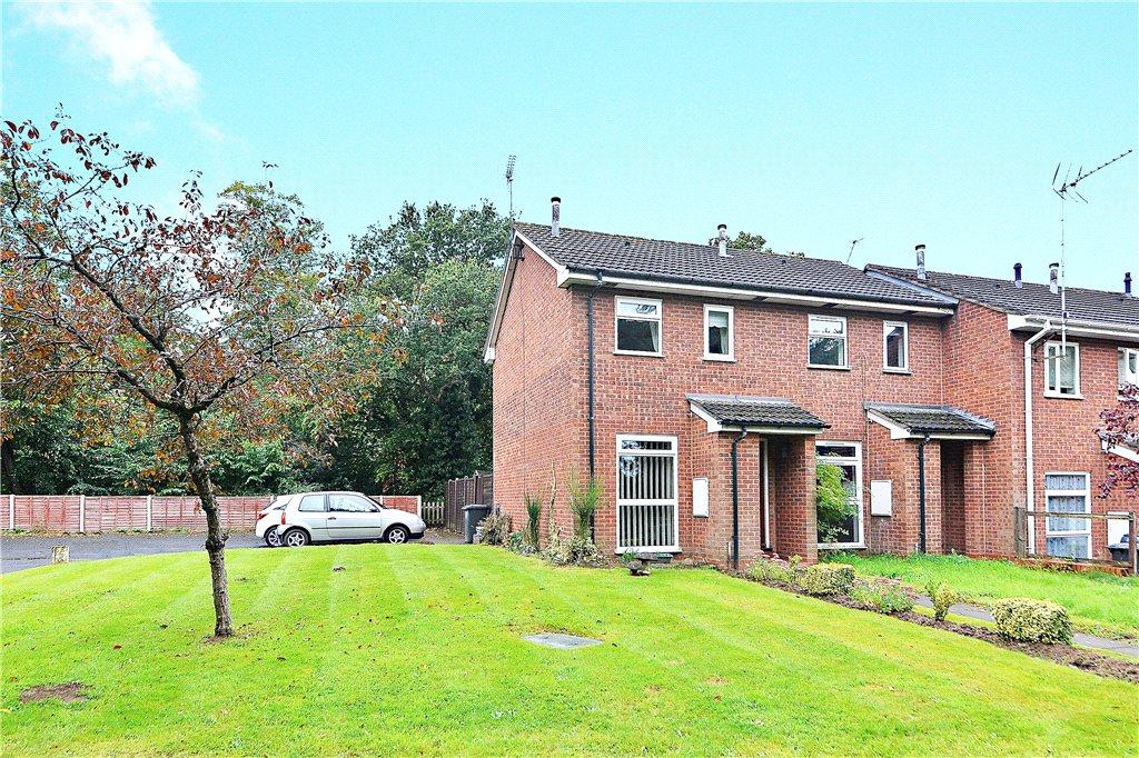 1 Bedroom End Of Terrace House for sale in Humphries Drive, Kidderminster, DY10