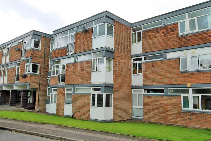 2 Bedrooms Apartment Flat for sale in The Lindens , Newbridge, Wolverhampton