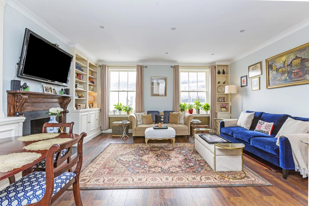 3 Bedrooms Flat for sale in Charlwood Street, SW1V