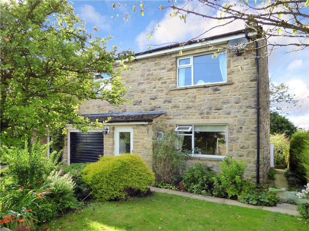 3 Bedrooms End Of Terrace House for sale in Badger Gate, Threshfield, Skipton, North Yorkshire