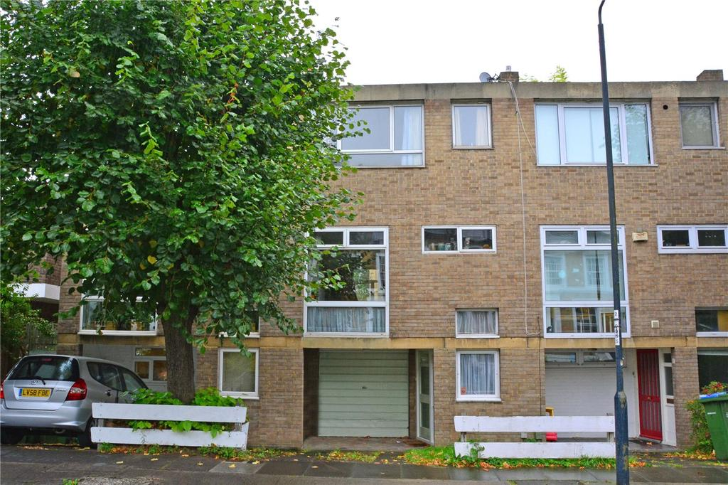 2 Bedrooms Terraced House for sale in Ashburnham Grove, Greenwich, London, SE10