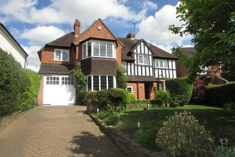 5 bedroom detached house to rent - Park Avenue, Solihull