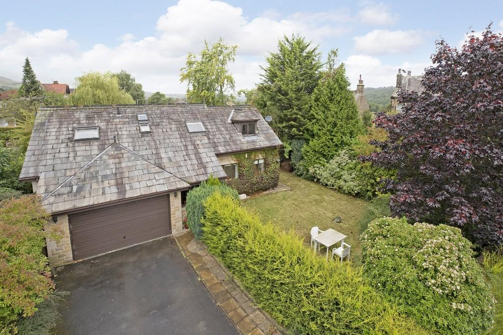 4 Bedrooms Detached House for sale in Apple Tree Gardens, Ilkley