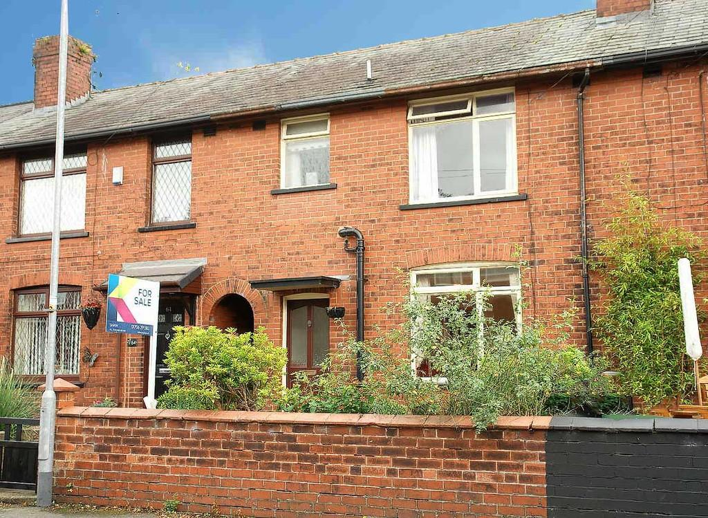 2 Bedrooms Terraced House for sale in Christine Street, Shaw