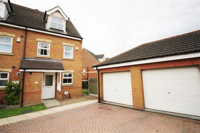 3 Bedrooms End Of Terrace House for sale in Oak Grove, Thurcroft, Rotherham, S66 9EZ