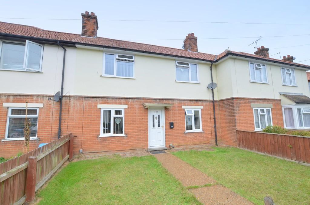 4 Bedrooms Terraced House for sale in Maidstone Road, Felixstowe, IP11 9EG