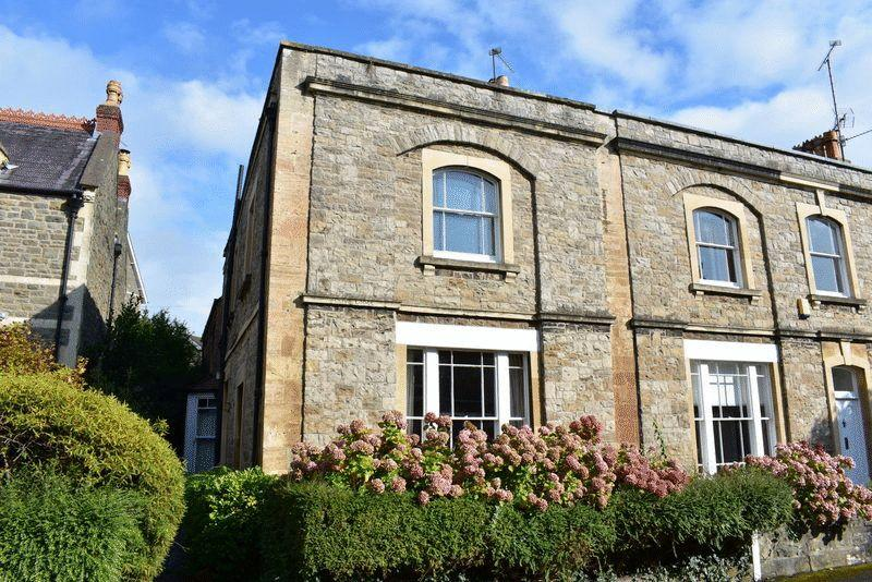 3 Bedrooms Terraced House for sale in Copse Road, Clevedon