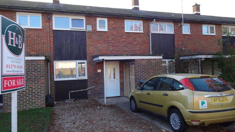 2 Bedrooms Terraced House for sale in Rushes Mead, Harlow