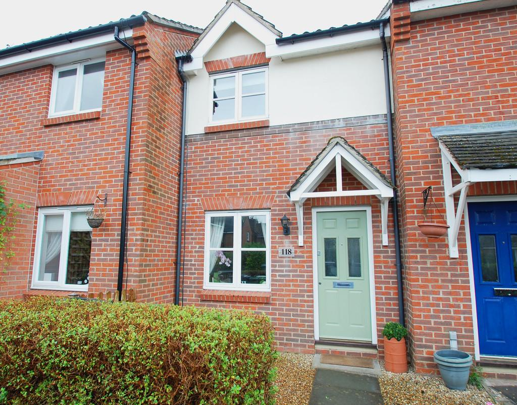 2 Bedrooms Terraced House for sale in Brick Kiln Road, North Walsham