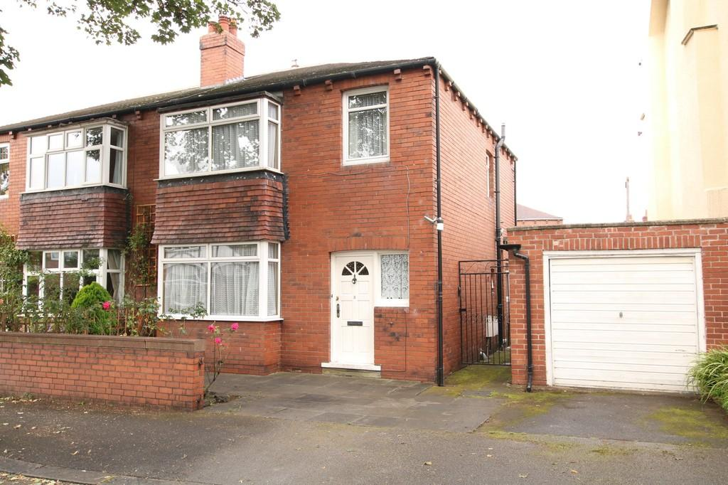 3 Bedrooms Semi Detached House for sale in Oxford Road, St Johns