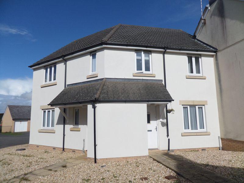 2 Bedrooms Apartment Flat for sale in Biddiblack Way, Bideford