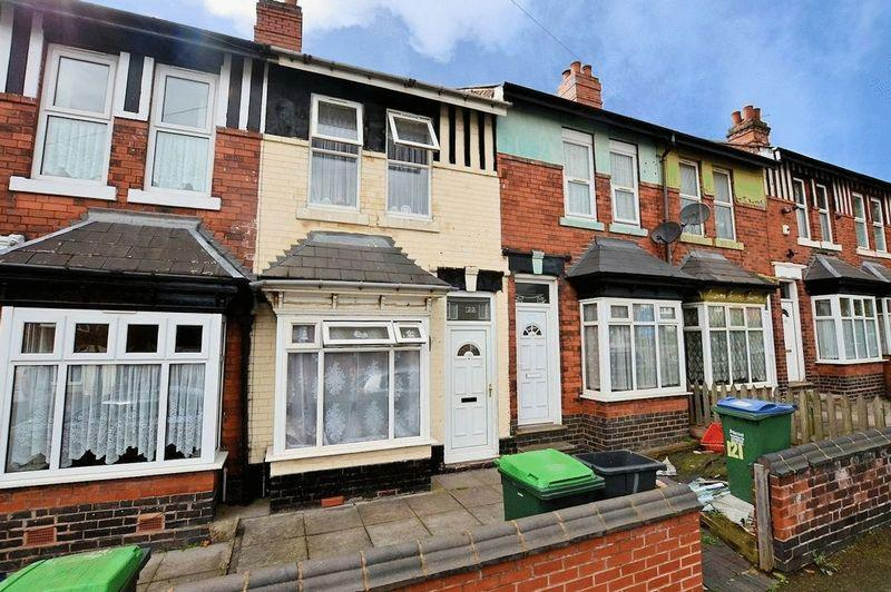3 Bedrooms Terraced House for sale in Oxford Road, Smethwick