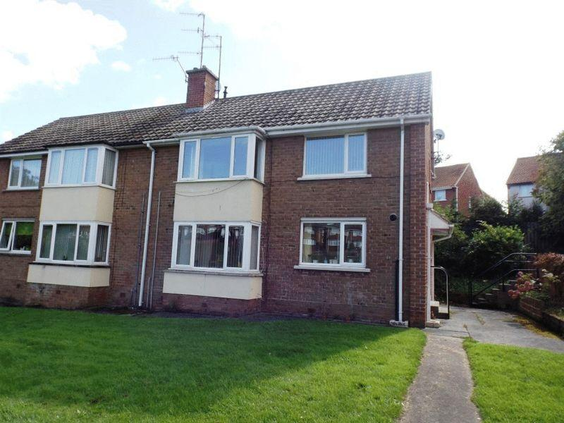1 Bedroom Flat for sale in Rutherford Place, Morpeth