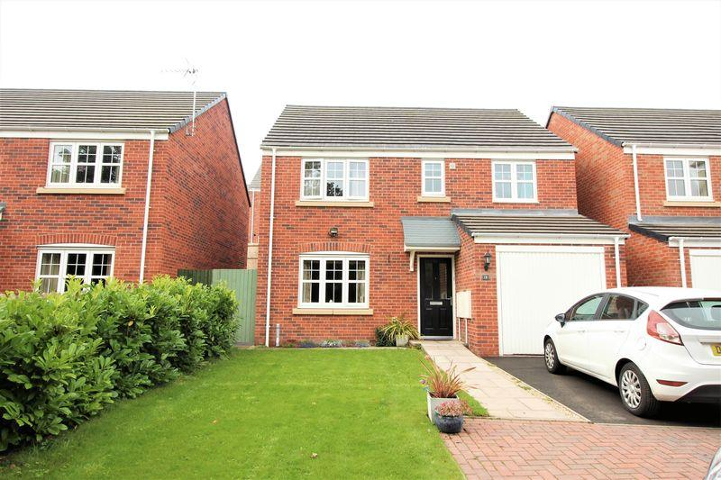 4 Bedrooms Detached House for sale in Diamond Way, Ellesmere