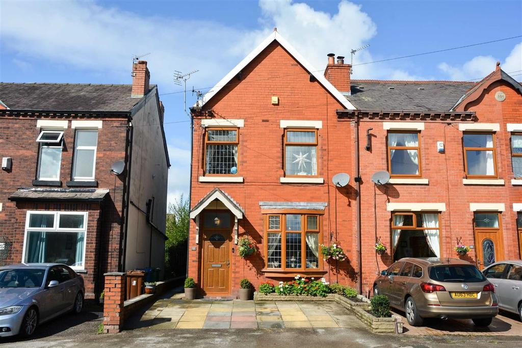3 Bedrooms End Of Terrace House for sale in Gathurst Lane, Shevington, Wigan, WN6