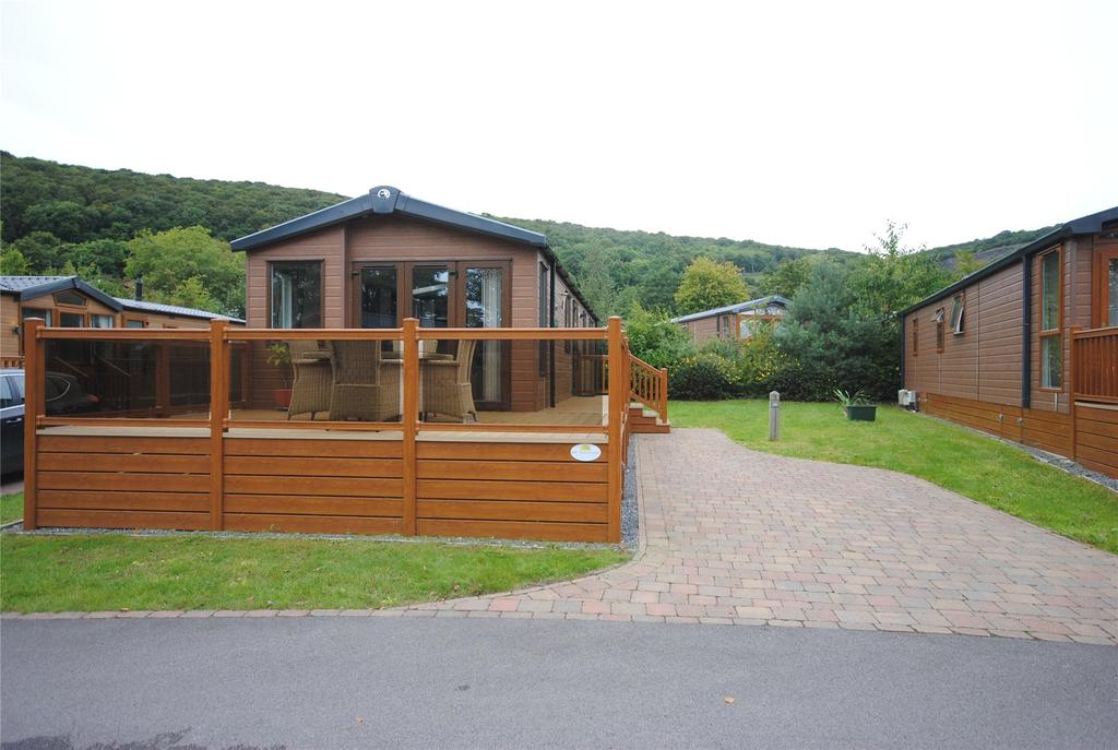 2 Bedrooms Mobile Home for sale in Edford Meadow, Cheddar Woods Resort and Spa, Axbridge Road, Cheddar, BS27