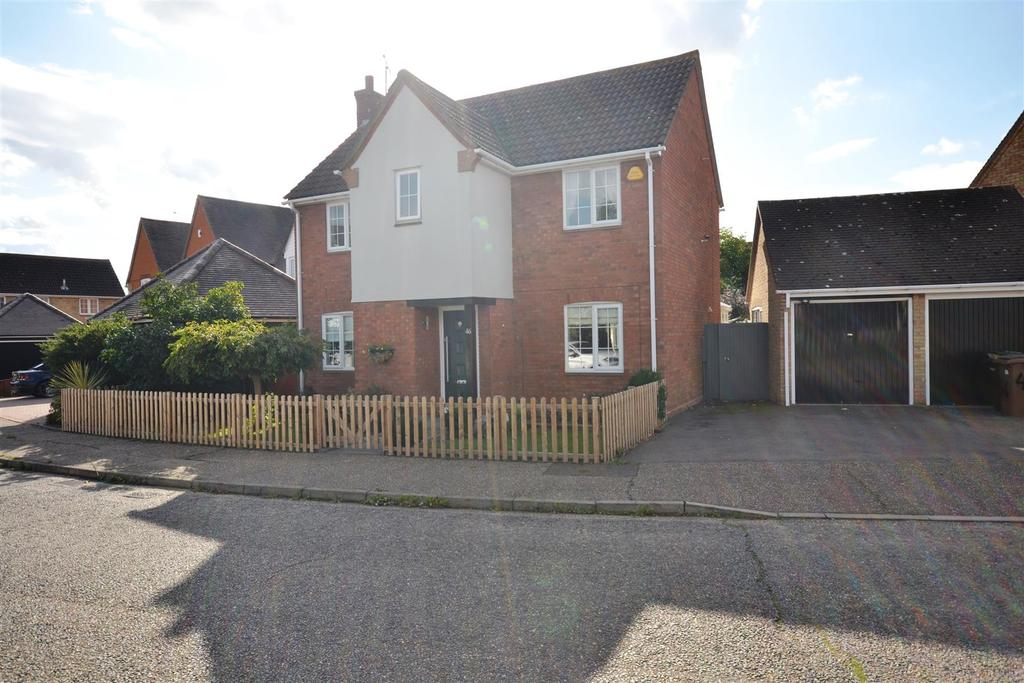 4 Bedrooms Detached House for sale in Gandalfs Ride, South Woodham Ferrers, Chelmsford