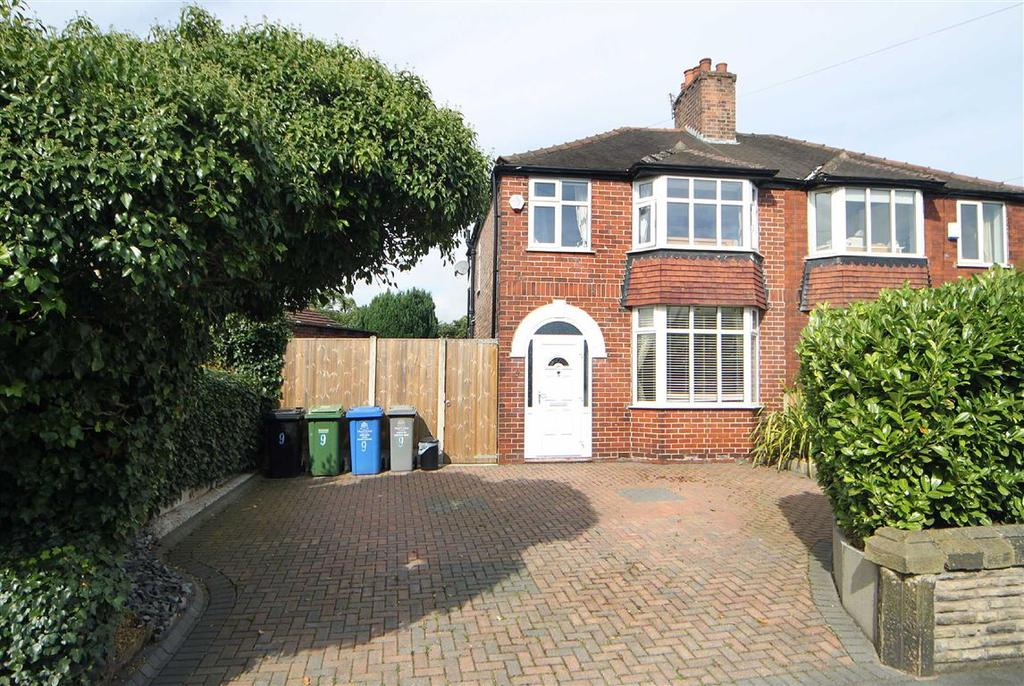 3 Bedrooms Semi Detached House for sale in Brook Lane, Timperley, Cheshire