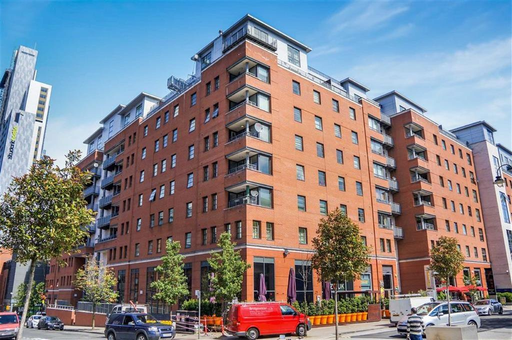 2 Bedrooms Apartment Flat for sale in The Quadrangle, Southern Gateway, Manchester, M1