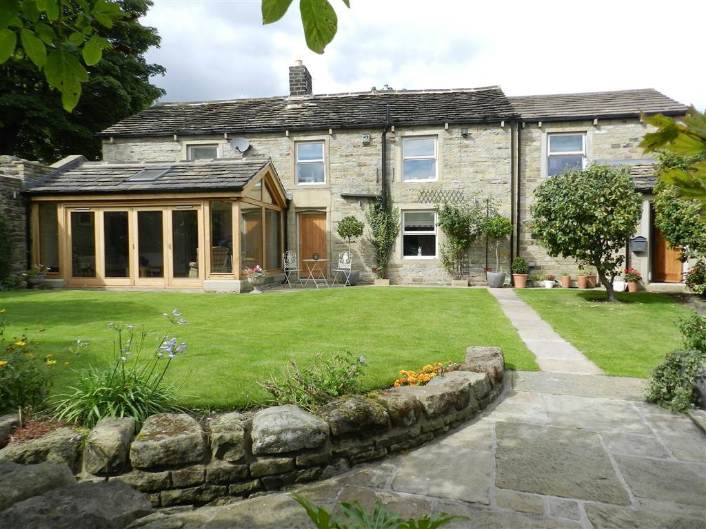 5 Bedrooms Detached House for sale in Eunice Lane, Upper Cumberworth, Huddersfield, HD8