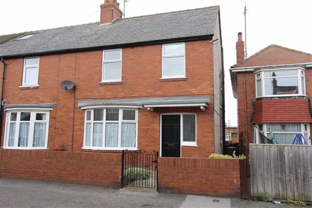 3 Bedrooms End Of Terrace House for sale in East Road, Bridlington, YO15