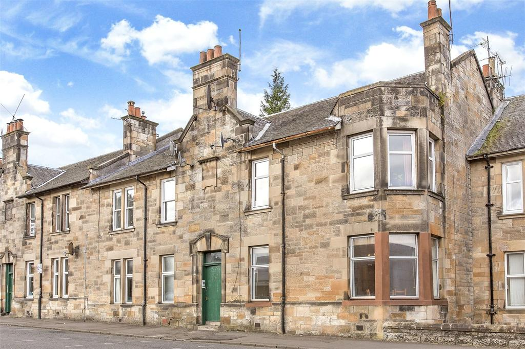 2 Bedrooms Flat for sale in Flat 2, 17 Wallace Street, Stirling, FK8